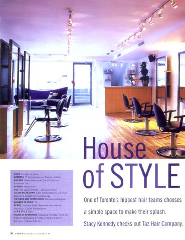 Taz Hair Co. - House of Style