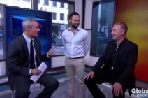 Frank Cini on The Morning Show - Global TV
