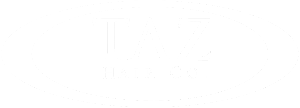 Taz Hair Co. Logo