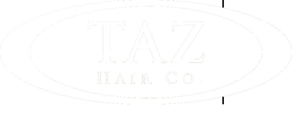 Taz Hair Co. Logo